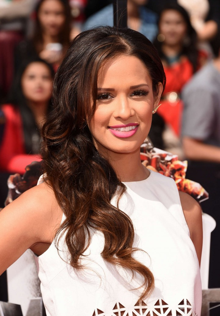 Rocsi Diaz 2014 Mtv Movie Awards In La Gotceleb