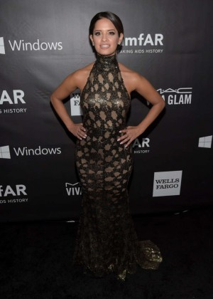 Rocsi Diaz - 2014 amfAR LA Inspiration Gala in Hollywood