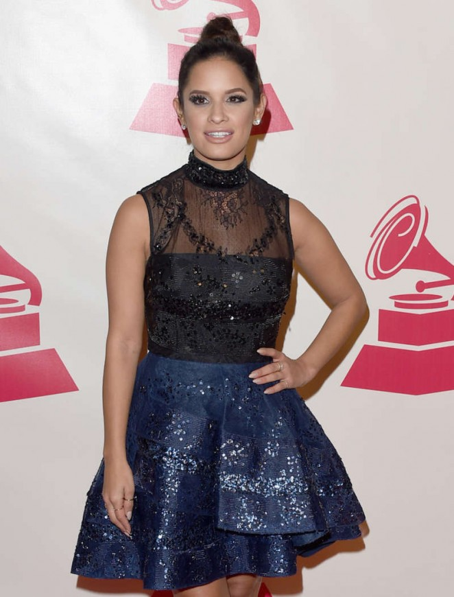 Rocsi Diaz - Latin Grammy 2014 Person of the Year Event in Las Vegas