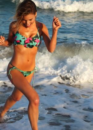 Rosalind Lipsett Bikini Photos: Beach Riot Shoot -09
