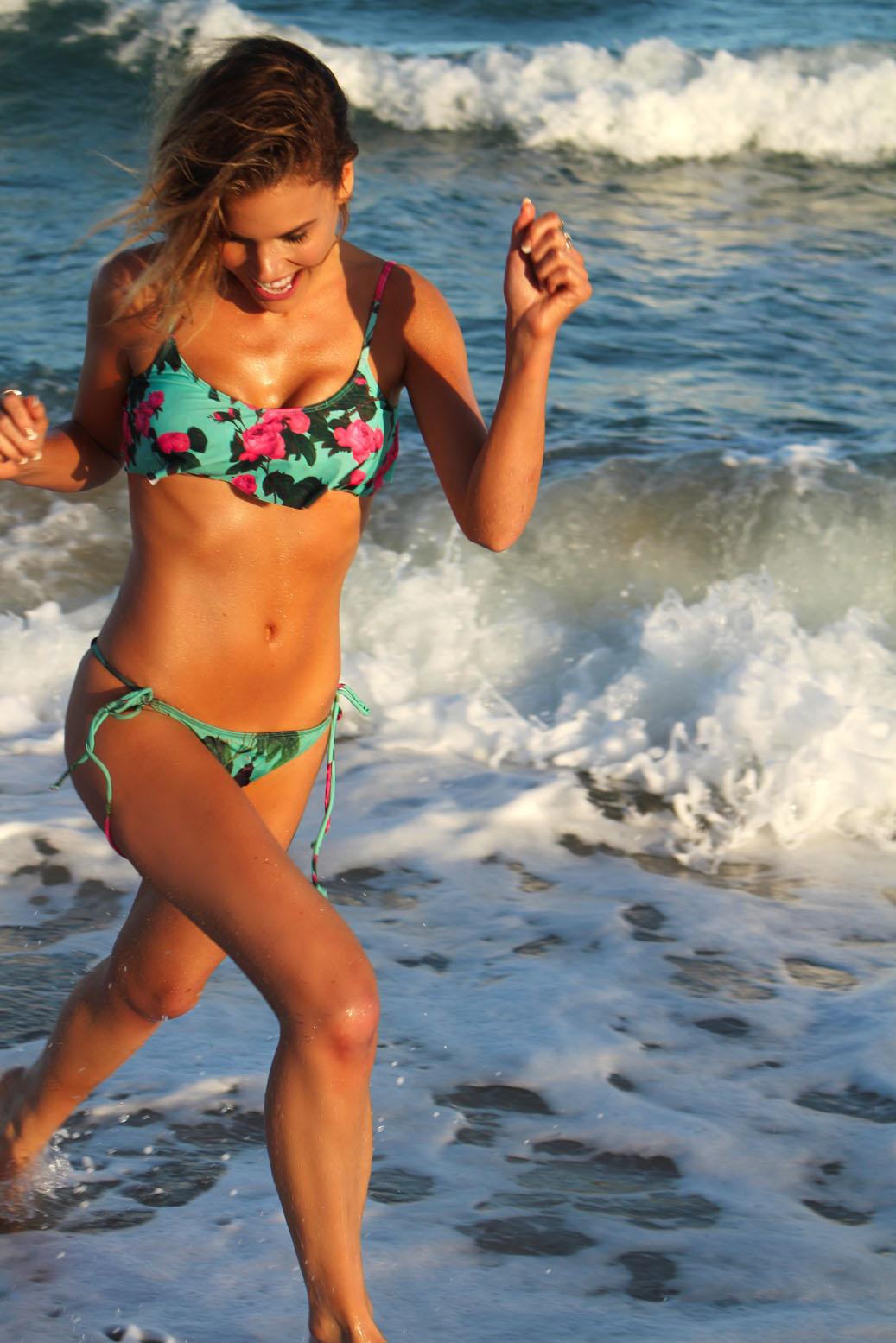 Rosalind Lipsett 2014 : Rosalind Lipsett Bikini Photos: Beach Riot Shoot -09