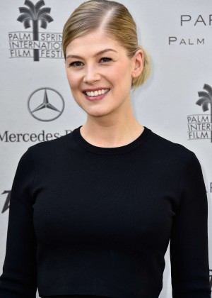 Rosamund Pike - 2015 Variety's Creative Impact Awards in Palm Springs