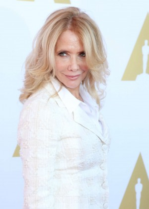 Rosanna Arquette - AMPAS Hollywood Costume Luncheon in LA