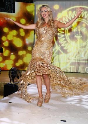 Rosanna Davison: Lambertz Monday Night -08