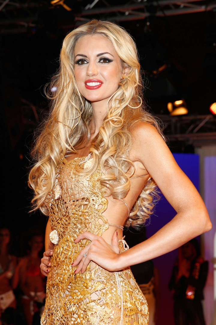 Rosanna Davison – Lambertz Monday Night at Alter Wartesaal in Cologne