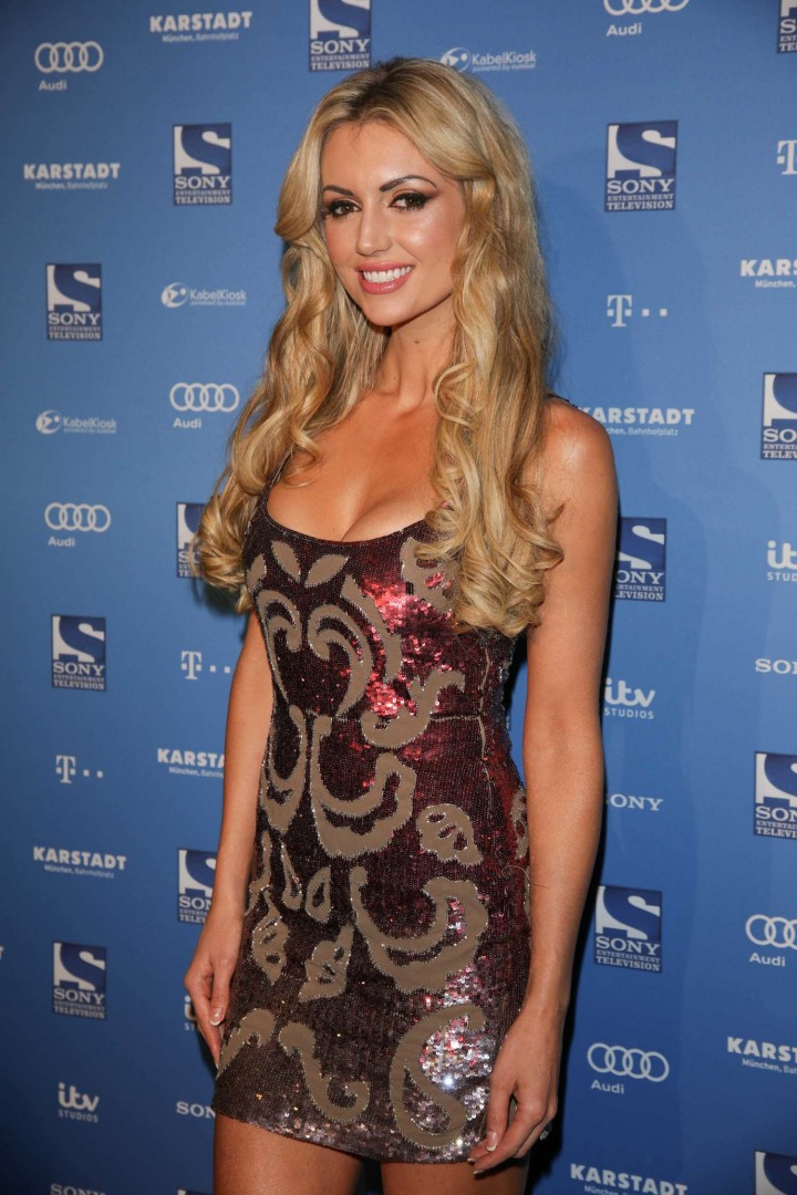 "Rosanna Davison – Premiere ""Mr Selfridg"" in Germany"