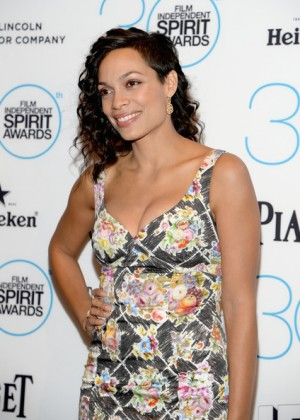 Rosario Dawson - 30th Film Independent Spirit Awards Nominations Press Conference in Hollywood