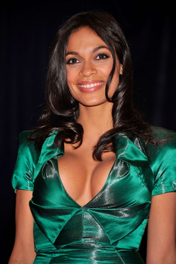 Rosario Dawson 2012 White House Correspondents Association Dinner