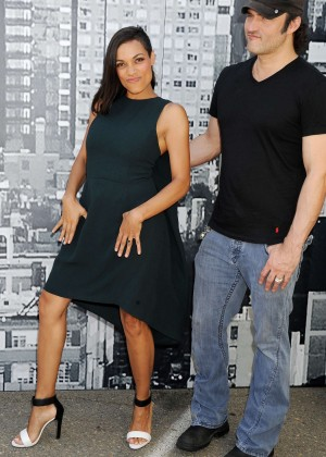 "Rosario Dawson - ""Sin City: A Dame To Kill"" at Comic-Con"
