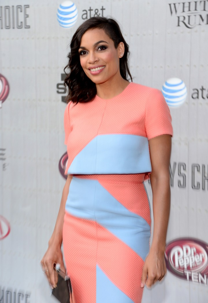 Rosario Dawson – Spike TV's Guy's Choice Awards 2014