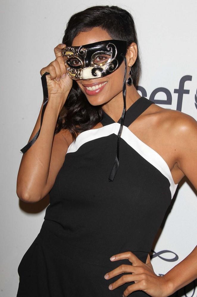 Rosario Dawson – UNICEF's Next Generation's 2nd Annual Masquerade Ball in LA