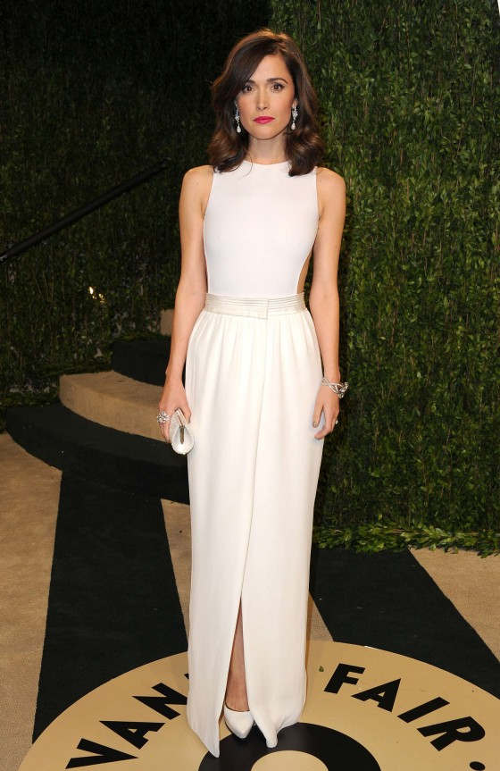 Rose Byrne – Oscar 2013 – Vanity Fair Party -04