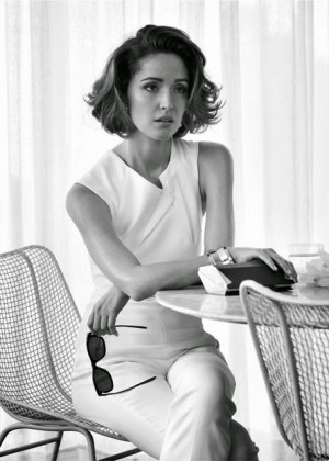 Rose Byrne - The Edit Magazine (December 2014)