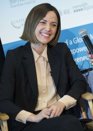 Rose Byrne - United Nations 2014 Women's Entrepreneurship Day in NY