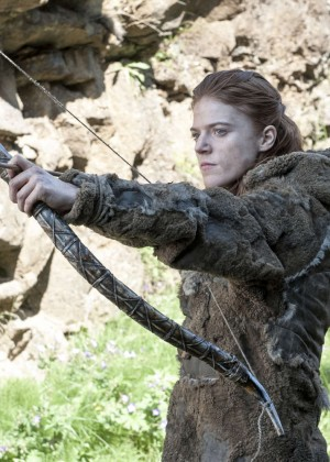 Rose Leslie - Game of Thrones Season 4 Promo Stills