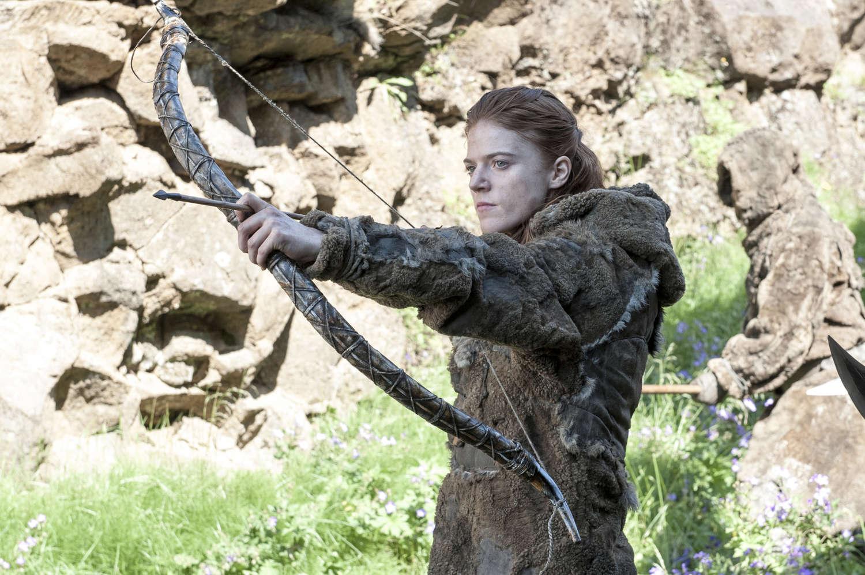 Rose Leslie - Game of Thrones Season 4 Promo Stills