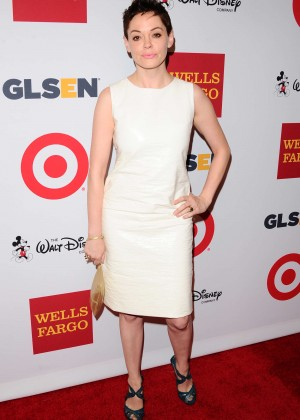 Rose McGowan - 10th Annual GLSEN Respect Awards in Beverly Hills