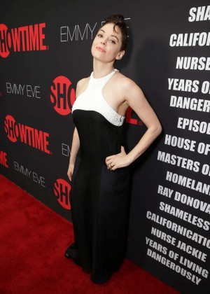 Rose McGowan - Showtime 2014 Emmy Eve Soiree in West Hollywood