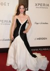 Rose McGowan cleavage at Filmball 2012-11