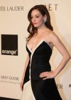 Rose McGowan cleavage at Filmball 2012-13
