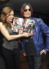 Rose McGowan at Commando The Autobiography of Johnny Ramone -06