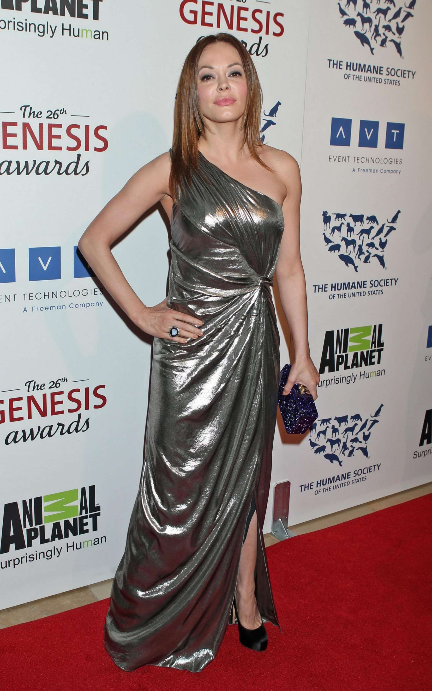 Rose McGowan at 2012 Annual Genesis-02