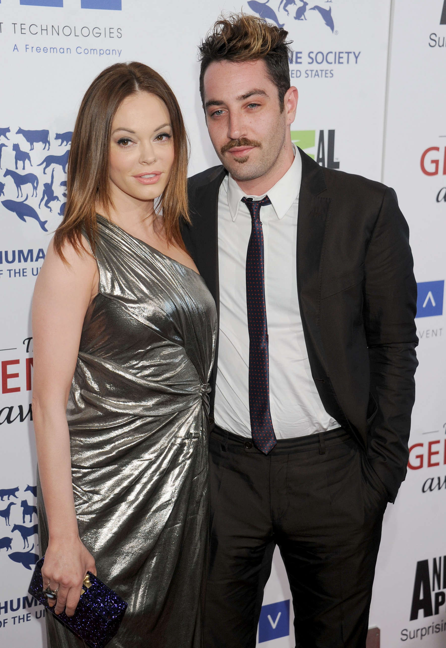 Rose McGowan at 2012 Annual Genesis-06