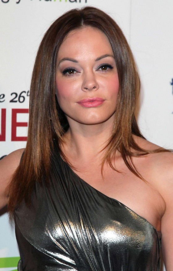 Rose McGowan at 2012 Annual Genesis-18