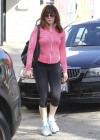 Rose McGowan - Candids at gym in Studio City-13