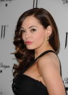 Rose McGowan - leggy in black dress at W Magazines 69th Annual Golden Globe Party-07