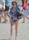 Rose McGowan Bikini Pics: 2013 at the beach in Miami-04