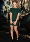 Rose McIver - The Hobbit: The Desolation Of Smaug premiere -03