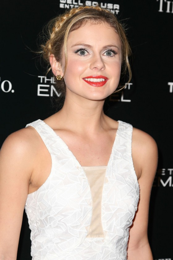 Rose McIver: The Truth About Emanuel Premiere -07