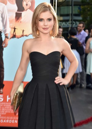Rose McIver: Wish I Was Here LA Premiere -04