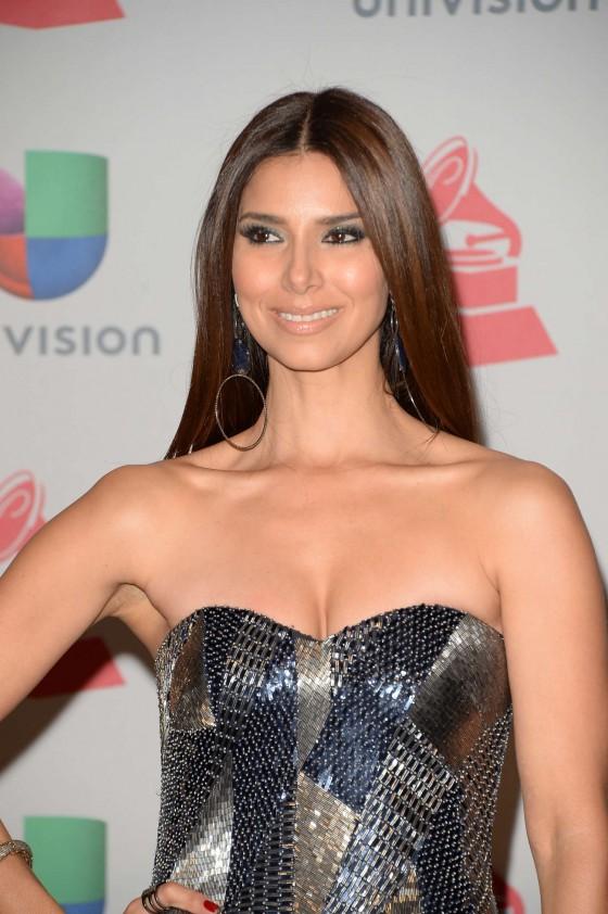 Roselyn Sanchez: 2013 Latin Grammy Awards -10