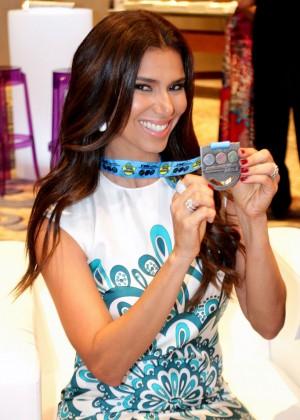 Roselyn Sanchez at 'Roselyn Sanchez Triathlon for a Smile' VIP Cocktail Party in San Juan, PR