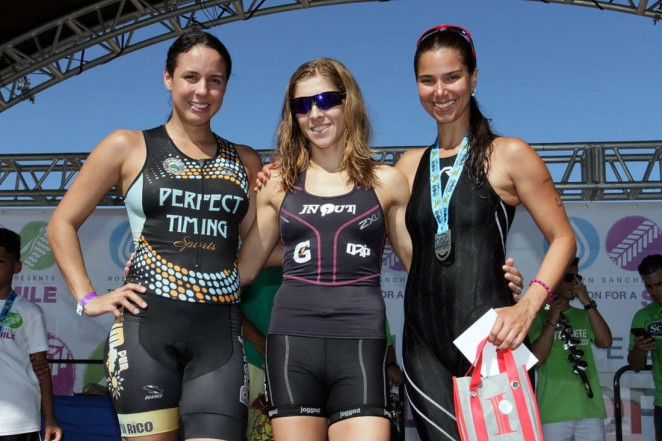 Roselyn Sanchez: Competes in her Roselyn Sanchez Triathlon for a Smile -13