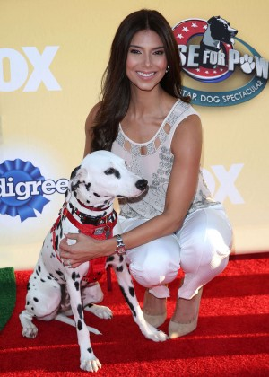Roselyn Sanchez - FOX's Cause For Paws: An All-Star Dog Spectacular in Santa Monica