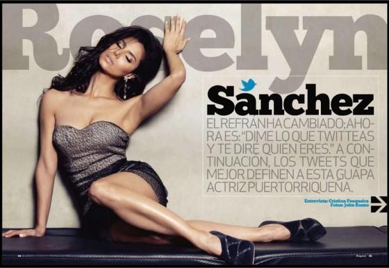 Roselyn Sanchez – Maxim Magazine (Mexico) March 2011
