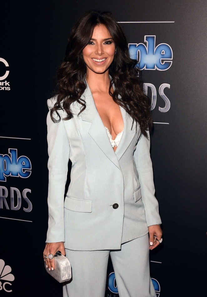 Roselyn Sanchez - 2014 PEOPLE Magazine Awards in Beverly Hills