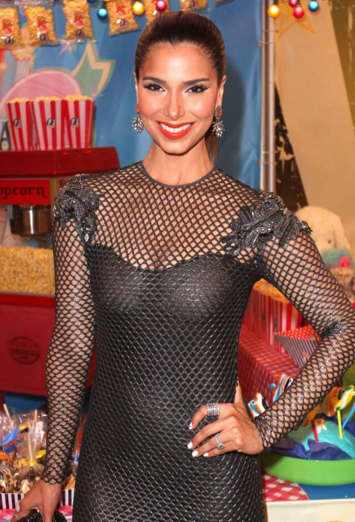 Roselyn Sanchez: Premios Juventud 2014 -05