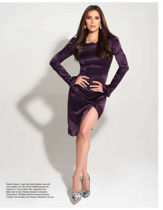 Roselyn Sanchez 2013 : Roselyn Sanchez – Regard magazine August 2013 -12