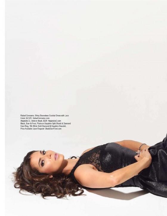 Roselyn Sanchez 2013 : Roselyn Sanchez – Regard magazine August 2013 -14