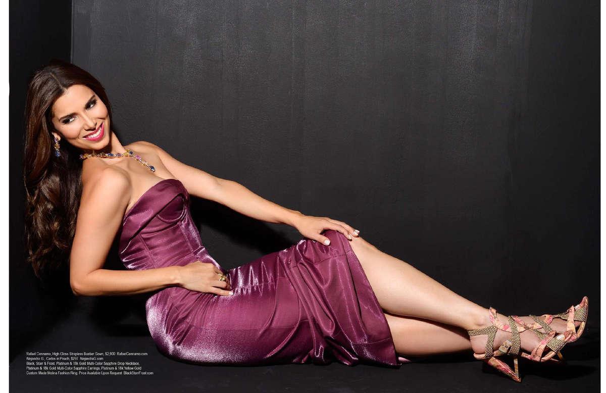 Roselyn Sanchez 2013 : Roselyn Sanchez – Regard magazine August 2013 -15
