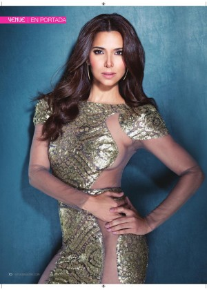 Roselyn Sanchez: Venue Magazine 2014 -05