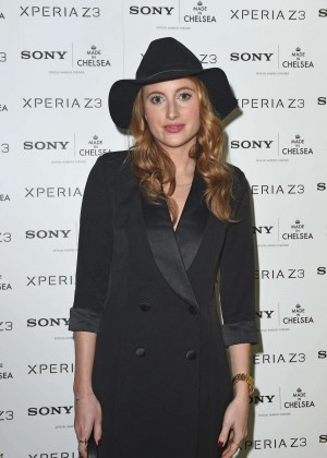 Rosie Fortescue - Sony Pool Party at the Haymarket Hotel in London