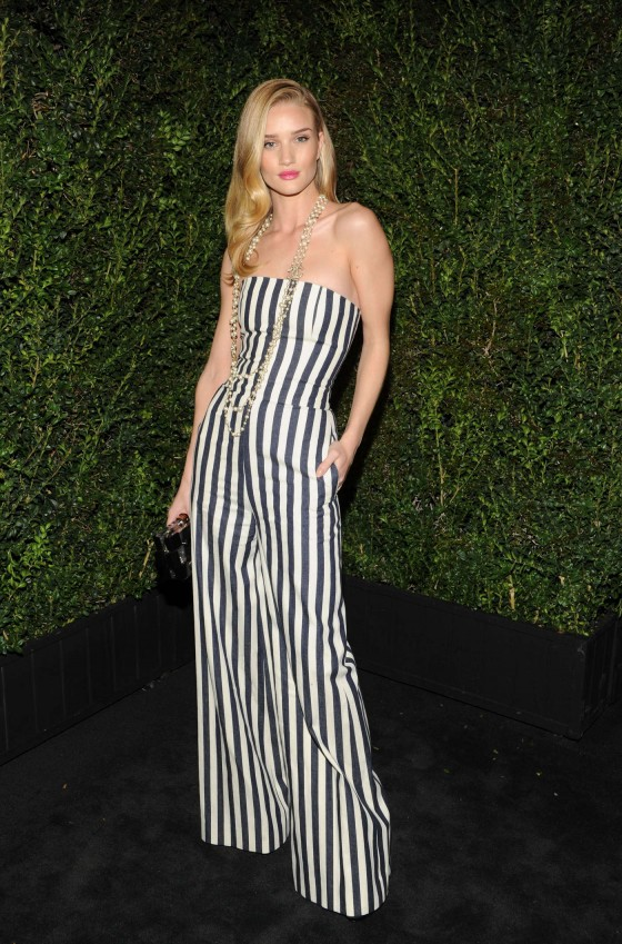 Rosie Huntington Whiteley – 2013 Chanel Pre Oscar Dinner in Los Angeles -02