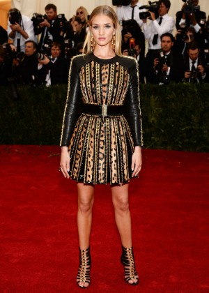 Rosie Huntington Whiteley: Met Gala 2014 -06