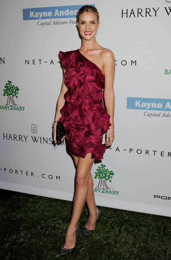 Rosie Huntington-Whiteley at Baby2Baby Gala in Culver City
