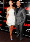 Rosie Huntington-Whiteley at Safe premiere in NYC-11